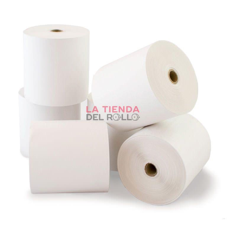 rollos de papel para tpv